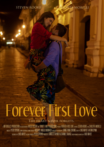 Forever First Love 2020 HDRip XviD AC3-EVO