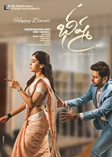 Bheeshma (2021) Tamil (Org Vers) 1080p WEB-DL AVC DD5 1-BWT Exclusive