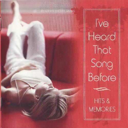 Readers Digest I've Heard That Song Before 84 Hits & Memories 4CD