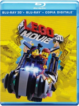 The LEGO Movie 3D (2014) Full Blu-Ray 3D 33Gb AVCMVC ITA DD 5.1 ENG DTS-HD MA 5.1 MULTI