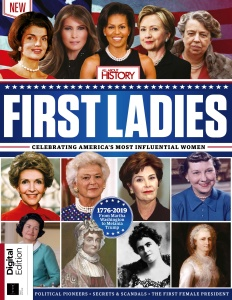 All About History First Ladies (2019)