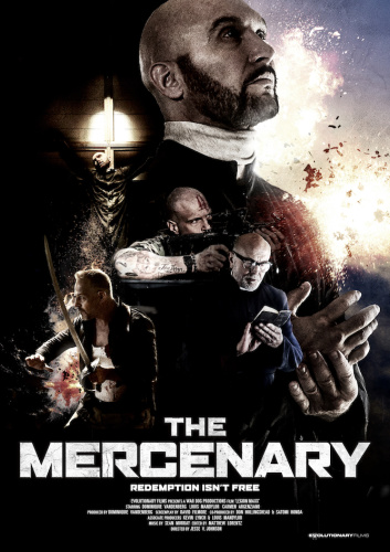 The Mercenary 2019 720p WEB DL XviD AC3 FGT