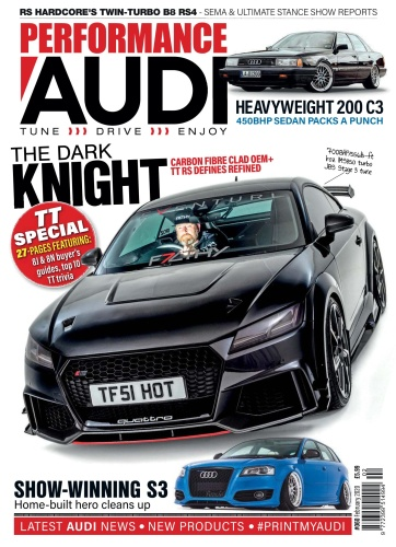 Performance Audi - Issue 60 - February 2020