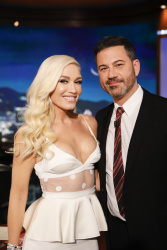 Gwen Stefani - Jimmy Kimmel Live: December 6th 2018