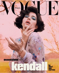 Kendall Jenner - Mert and Marcus Photoshoot For Vogue Italia's February 2019 Issue