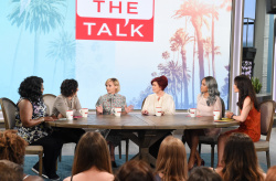 Christina Ricci - The Talk: June 15th 2018