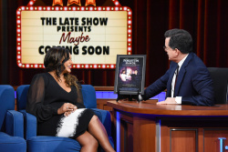 Mindy Kaling - The Late Show with Stephen Colbert: March 21st 2018