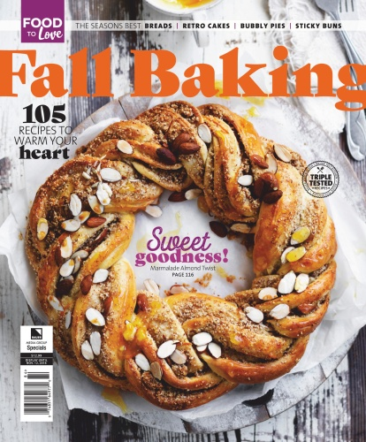 Food to Love Special Edition - Fall Baking (2019)