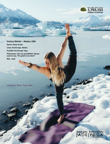 Yoga Journal USA - January (2020)