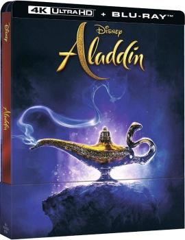 Aladdin (2019) Full Blu-Ray 4K 2160p UHD HDR 10Bits HEVC ITA DD Plus 7.1 ENG Atmos/TrueHD 7.1 MULTI