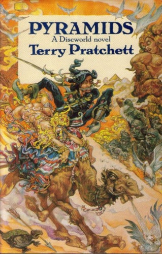 1989 Pyramids - Terry Pratchett