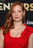 "Jessica Chastain - STX Entertainment ""Molly's Game"" panel presented by Deadline in LA 11/4/17"