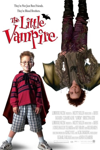 The Little Vampire (2000) 720p WEBRip x264 ESubs [Dual Audio][Hindi+English]