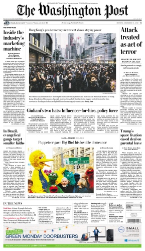 The Washington Post - 09 12 (2019)