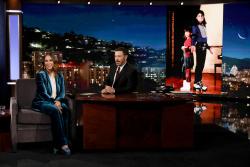 Jennifer Love Hewitt - Jimmy Kimmel Live: September 4th 2018 FLAafIiy_t