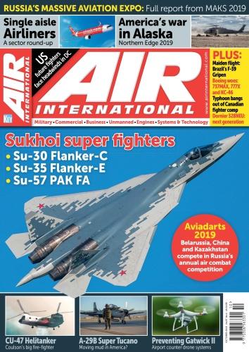 Air International - October (2019)