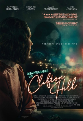 Disappearance At Clifton Hill 2020 HDRip XviD AC3-EVO