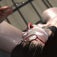 [3D VIDEO] Umemaro 3D.Lewd bomb bust female teacher