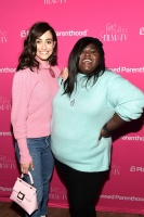 Emmy Rossum -           Planned Parenthood's Sex Politics Film And TV Reception Co-Hosted by Refinery29 Park City Utah January 21st 2018.