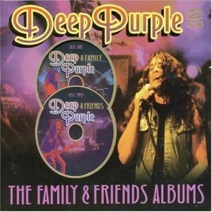 Deep Purple   The Family Friends s (2CD)