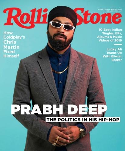 Rolling Stone India - January (2020)