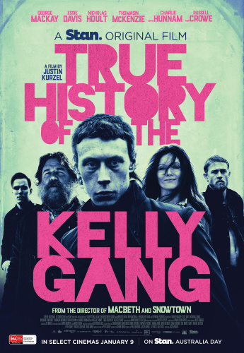 True History Of The Kelly Gang (2019) 720p WEBRip YIFY