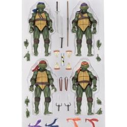 Teenage Mutant Ninja Turtles 1990 Exclusive Set (Neca) X4bs15DO_t
