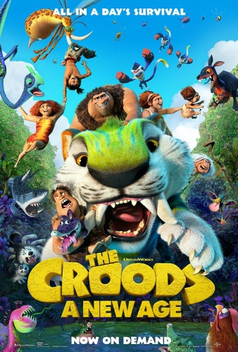 The Croods A New Age 2020 BRRip XviD AC3-EVO