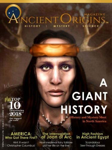 Ancient Origins - Issue 5 - January 2019