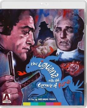L'iguana dalla lingua di fuoco (1971) Full Blu-Ray 40Gb AVC ITA ENG DTS-HD MA 1.0