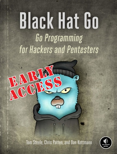 Black Hat Go Go Programming For Hackers and Pentesters