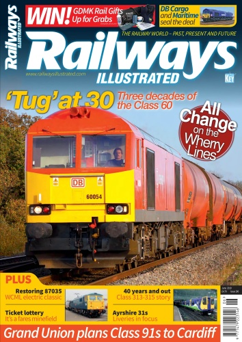 Railways Illustrated - June (2019)