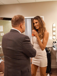 Heidi Klum - The Late Late Show with James Corden: May 9th 2018