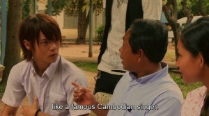 We Can't Change the World. But, We Wanna Build a School in Cambodia. (2011)