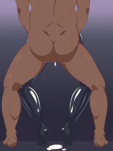 [8ji sugi] Kunoichi Yurika _Nikutai Kaizou Gyaku Fella Emaki_