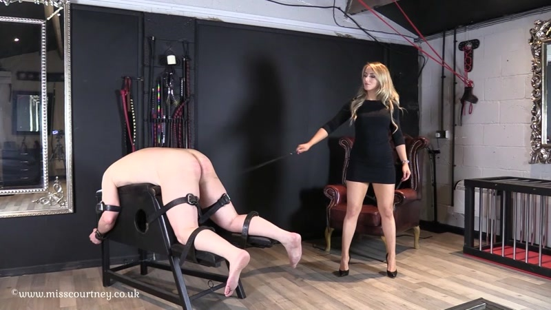 Mistress Courtney starring in video (I)ll Ease you Back In slave) [HD 720P]