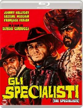 Gli specialisti (1969) Full Blu-Ray 32Gb AVC ITA FRE DTS-HD MA 2.0 ENG DD 2.0