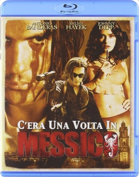 C'era una volta in Messico (2003) Full Blu-Ray 38Gb AVC ITA ENG SPA DTS-HD MA 5.1