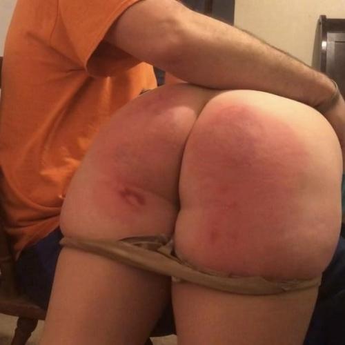 Adult spanking for pleasure