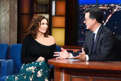 Laura Benanti - The Late Show with Stephen Colbert: October 18th 2018