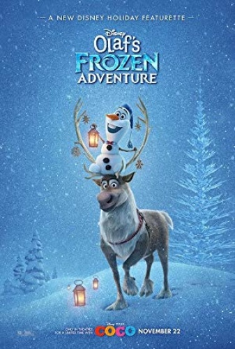 Olafs Frozen Adventure 2017 720p BluRay x264-NeZu