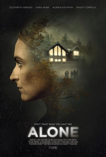 Alone 2020 HDRip XviD AC3-EVO
