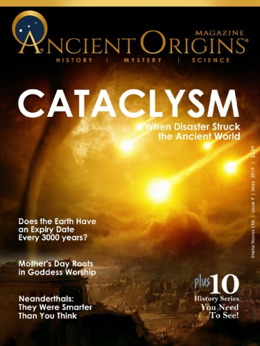 Ancient Origins - Issue 9 - May (2019)