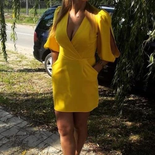 Huge horny tits