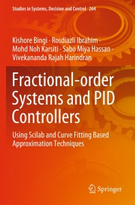 Fractional-order Systems and PID Controllers- Using Scilab and Curve Fitting Based...