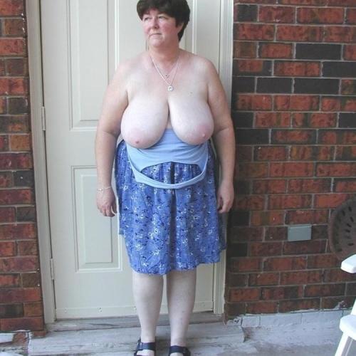 Granny with big boobs pics
