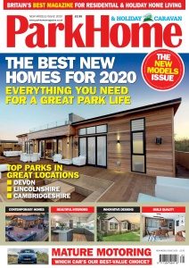 Park Home & Holiday Caravan - New Models Issue (2020)
