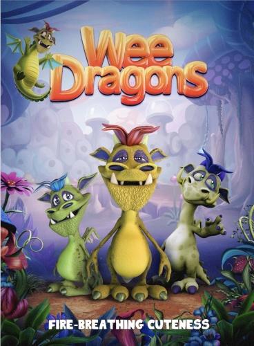Wee Dragons 2018 1080p AMZN WEBRip DDP2 0 x264-CM