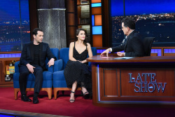 Keri Russell - The Late Show with Stephen Colbert: March 21st 2018