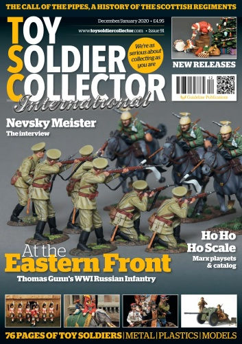 Toy Soldier Collector International - Issue 91 - December 2019 - January (2020)